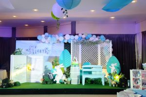 Hans' Darling Runaway Bunny-Inspired Party – 1st Birthday