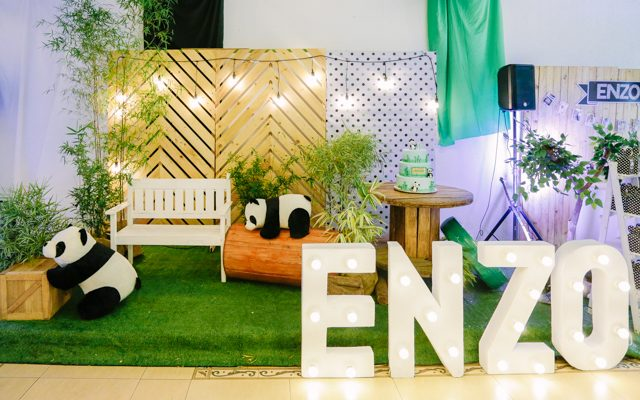 Enzo's Panda-stic Baby Themed Party – 1st Birthday