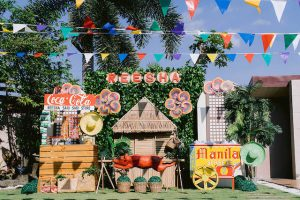 Reesha's Pista sa Nayon Themed Party – 1st Birthday
