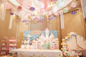 Cassie's Sweet Dreamland Themed Party – 7th Birthday