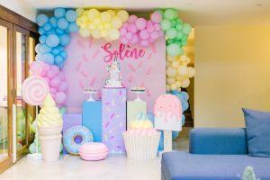 Solene's Sweet Unicorn Dreamland House Party – 5th Birthday