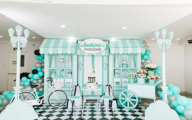 Audrina's Chic Patisserie Themed Party – 7th Birthday