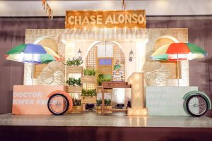 Chase's Pinoy Weekend Market Themed Party – 1st Birthday