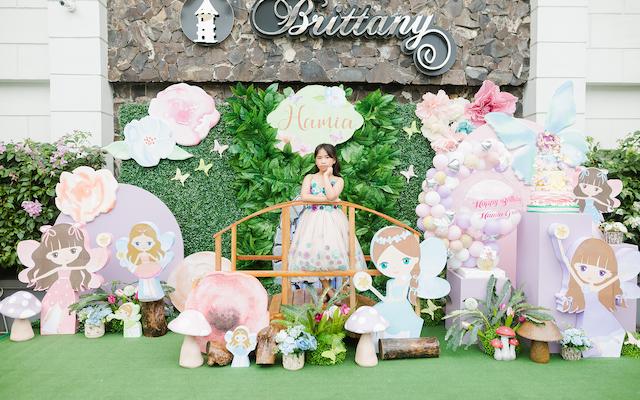 Hamia's Enchanted Fairies Themed Party  – 8th Birthday