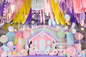 Aidenne's Oh So Sweet Candyland Themed Birthday Party – 1st Birthday